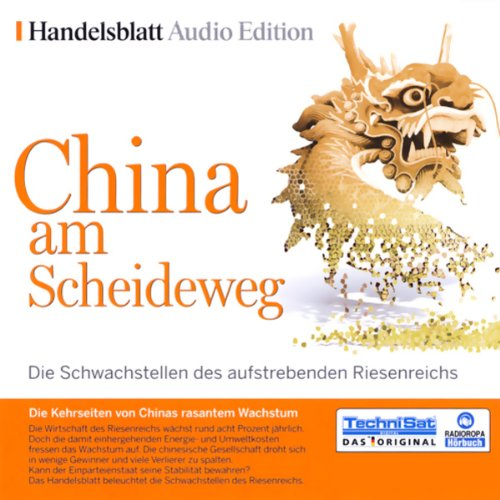China am Scheideweg Titelbild