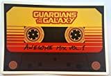 Awesome Mix Vol. 1 - Guardians of the Galaxy Vinyl Sticker