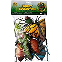 Wild Republic 64092 - Colección de Juegos Grande Insecto, 10 Partes