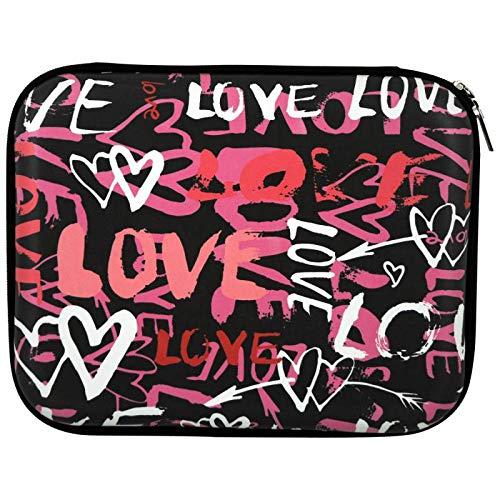 Gloss - caja de maquillaje, caja de regalo para mujeres - Establecer Esmalte de uñas - Maquillaje Pad Love - 58 piezas