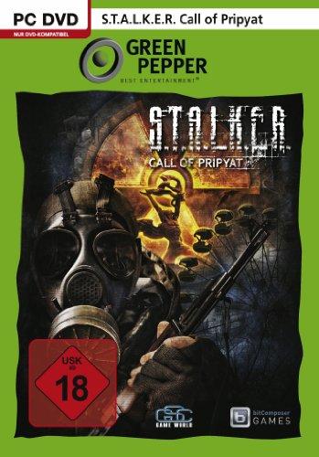 STALKER - Call of Pryipat [Green Pepper]