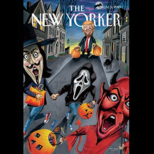 The New Yorker, November 5th 2018 (Ian Frazier, Sarah Stillman, David Remnick) Titelbild