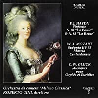 HAYDN - Haydn/Mozart Sinfonie (1 CD)