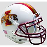Iowa State Cyclones White Officially Licensed Full Size XP Replica Football Helmet