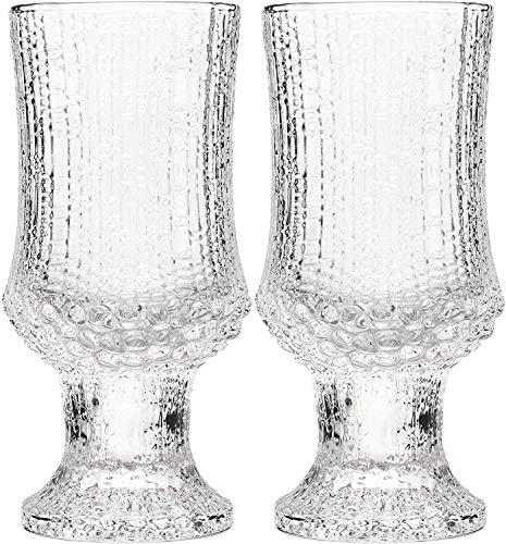 Iittala Ultima Thule 16 cl/130 mm en Verre à vin Blanc