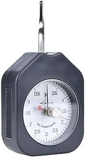Medidor de tensión de alta precisión Medidor de esfera analógica, tipo puntero de plástico Herramienta de medición de tensión de agujas dobles, estilo opcional: SZN-1-2, SZN-3-2, SZN-5-2(SZN-3-2)