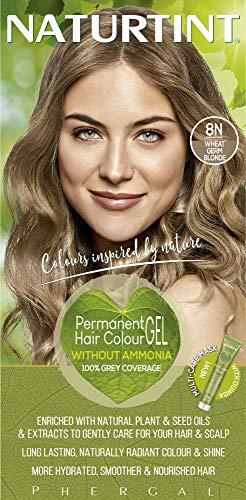Naturtint 135ml cheveux Dye germe de blé Blonde