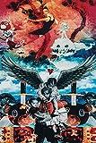 zolto Poster Kanye West Rapper Singer 30,5 x 45,7 cm