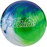 Brunswick Tzone Ocean Reef Bowling Ball Green/Blue/Silver, 6lbs