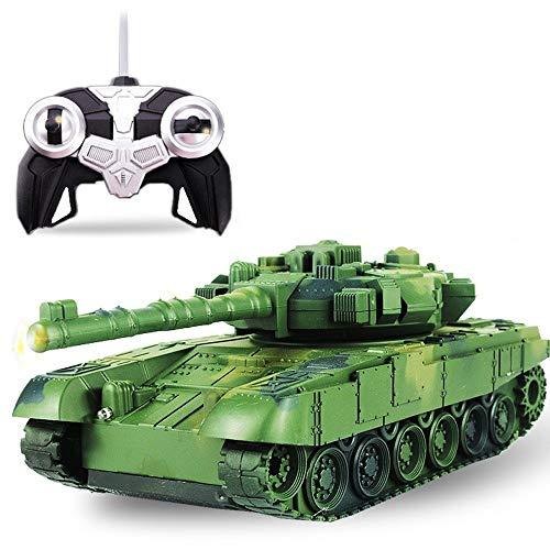 SSBH Recargable remoto del tanque de control de coches de juguete de...