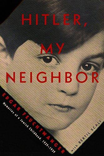 Image of Hitler, My Neighbor: Memories of a Jewish Childhood, 1929-1939