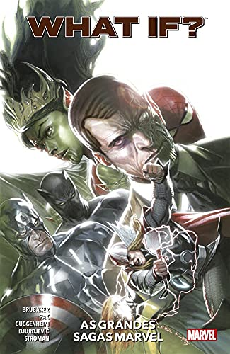 What If...? - As Grandes Sagas Marvel