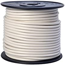Southwire 55671923 Primary Wire, 10-Gauge Bulk Spool, 100-Feet, White