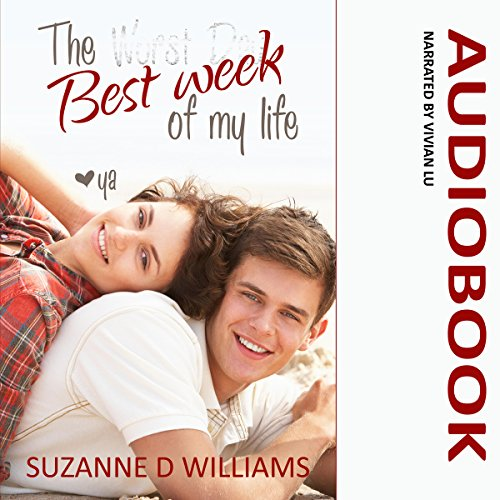 The Best Week of My Life audiobook cover art