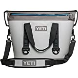 YETI Hopper Two 30 Portable Cooler, Fog Gray /...