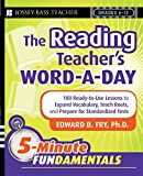 Perfect for sponge activities, five-minute lessons to start off or end each class period An excellent resource for your home, classroom or childcare center 180 lessons to expand vocabulary, teach roots and prepare for standardized tests