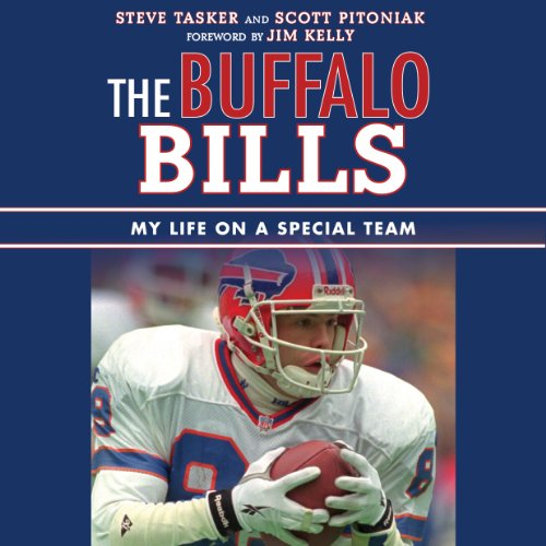 The Buffalo Bills audiobook cover art