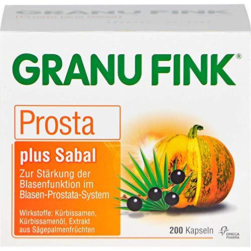 GRANU FINK Prostaplus Sabal Kapseln, 200 St. Kapseln