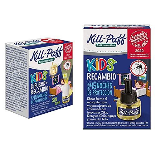 KILL-PAFF KIDS  Insecticida Eléctrico...