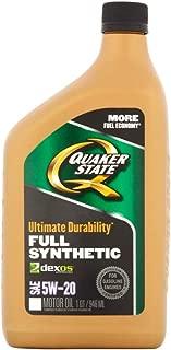 Quart 5W-20 Full Synthetic Motor Oil