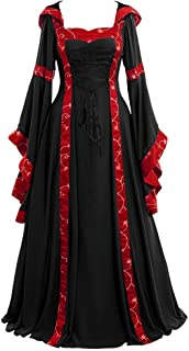 deluxe hooded robe plus size costume