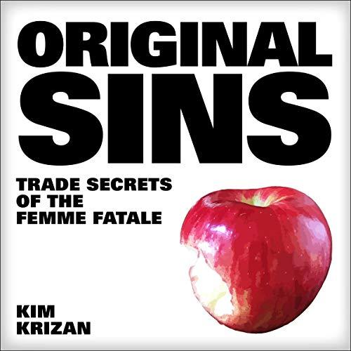 Original Sins audiobook cover art