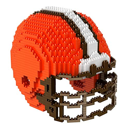 Cleveland Browns NFL Football Team 3D BRXLZ Helm Helmet Puzzle …