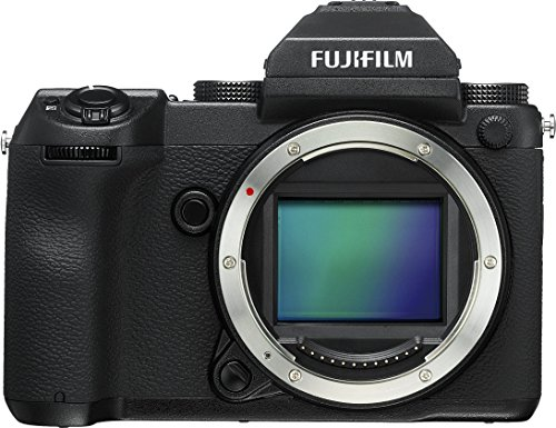 Fujifilm GFX 50S 51.4MP Mirrorless Medium Format Camera (Body Only)