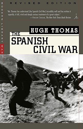 SPANISH CIVIL WAR-ML REV & UPD: Revised Edition (Modern Library War)