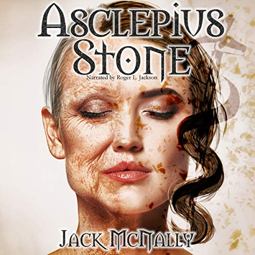 Asclepius Stone  By  cover art