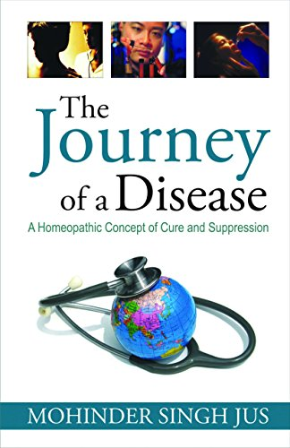 THE JOURNEY OF DISEASE (English Edition)