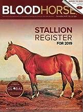Bloodhorse Stallion Register for 2019
