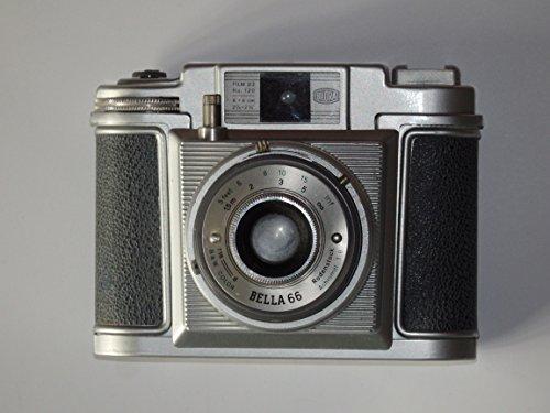FOTOTECHNIK by LLL Bilora Bella 66IIB–Fotos–para Roll películas 120ER película en negativo Formato: 6x 6–Visor Cámara # # coleccionistas pieza–OK # #