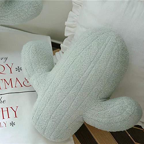 LIGEIAOGIAO 45 cm Cactus Plush Toy Soft Plush Cactus Pillow muñeca-Los 45x35CM