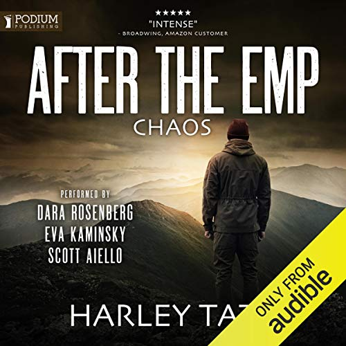 Chaos: After the EMP, Part II cover art