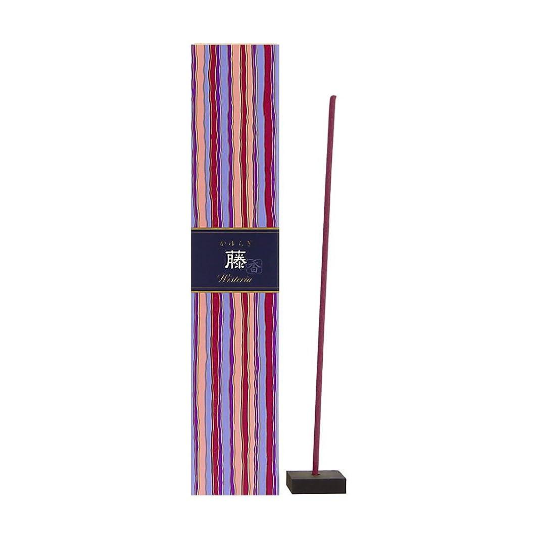 悪用確認する大邸宅Nippon Kodo Kayuragi Japanese Incense Sticks?–?WISTERIA 40?Sticks 1 38402