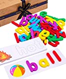 Jaques of London - Spelling Games | Kids Learning Games | Next Steps | Match And Spell | Phonic Games for 3 year olds | English Games For Kids Since 1795