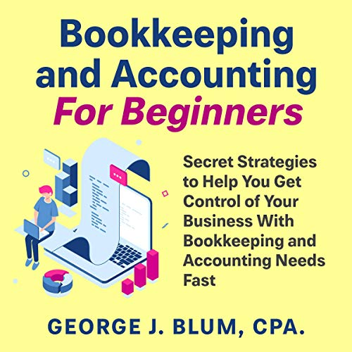 Bookkeeping and Accounting for Beginners Titelbild