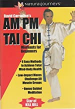 David Carradine's AM & PM Tai Chi Workout for Beginners by Cerebellum Corporation