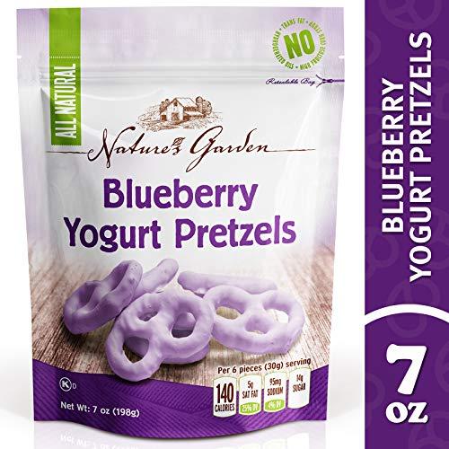 Nature's Garden Blueberry Yogurt Pretzels - 7oz