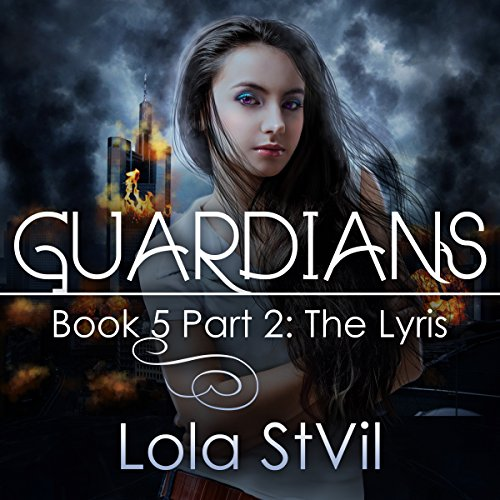 Guardians: The Lyris cover art