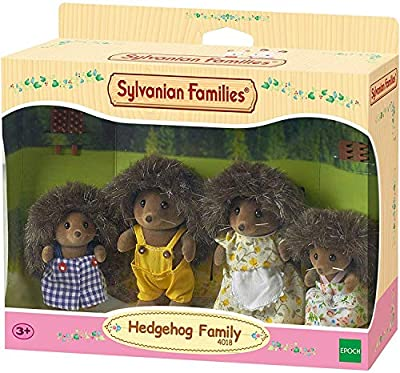 Sylvanian Families Hedgehog Family by Sylvanian Families