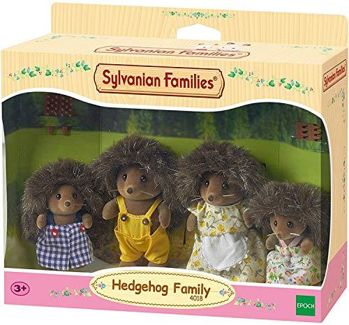 Sylvanian Families - 4018 - Famiglia Riccio