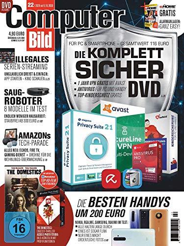 Computer Bild mit DVD 22/2020
