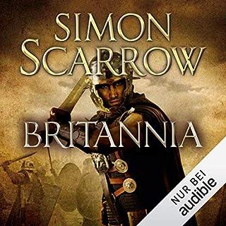 Britannia     Die Rom-Serie 14              Autor:                                                                                                                                 Simon Scarrow                               Sprecher:                                                                                                                                 Reinhard Kuhnert                      Spieldauer: 12 Std. und 49 Min.     180 Bewertungen     Gesamt 4,9