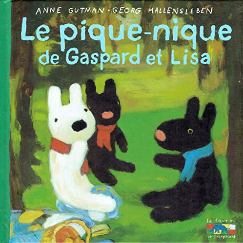 Le Pique-Nique de Gaspard Et Lisa - 21