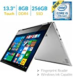2017 Lenovo Yoga 720 13.3 Touchscreen FHD IPS Ultrabook PC, Intel Core i5-7200U, 8GB DDR4, 256GB SSD, Backlit Keyboard, Bluetooth, Thunderbolt, Fingerprint Reader, Windows Ink, Windows 10