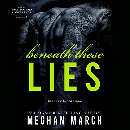 Beneath These Lies audiobook cover art