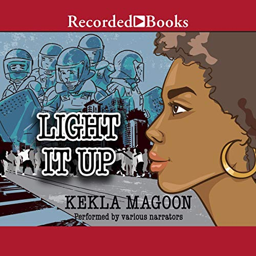 Light It Up audiobook cover art