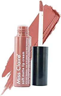 Miss Claire Soft Matte Lip Cream, 58 Pink, 6 g
